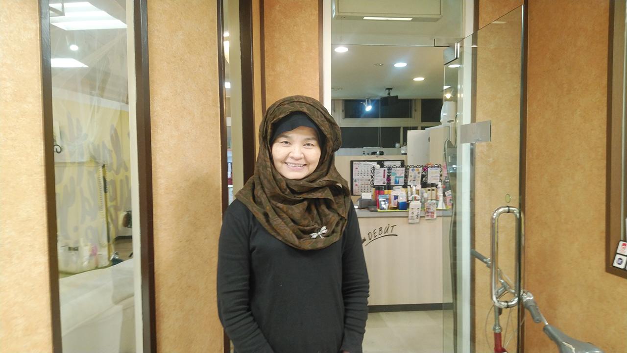 Muslim Friendly GINZA